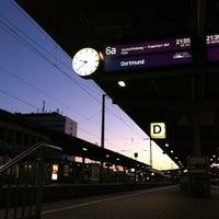 Photo taken at Würzburg Hauptbahnhof by Jens M. on 7/23/2012