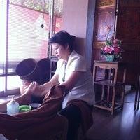 Photo taken at Yin Yang Original Massage and Spa by Dominic B. on 1/12/2011