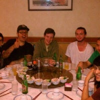 Photo taken at Full House Seafood Restaurant by Zachary S. on 1/8/2012