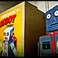 Photo taken at The Toy Robot Museum by William John R. on 7/15/2012