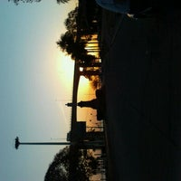 Photo taken at Costanera Norte by Leandro O. on 8/31/2011