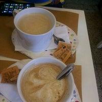 Photo taken at Almíbar Café + Delicias by Manu S. on 3/31/2012