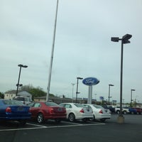 Photo taken at Lebanon Ford by Danielle @. on 4/5/2012