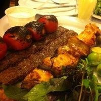 Photo taken at Reyhoon Restaurant by Mani on 8/20/2012
