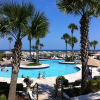 Photo taken at The Ritz-Carlton, Amelia Island by VISIT FLORIDA Dining Insider on 8/17/2011