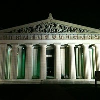Photo taken at The Parthenon by Ed B. on 8/25/2011