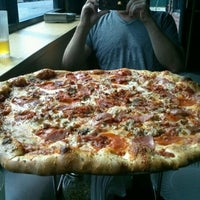 Photo taken at Dante's Pizzeria by Benji H. on 9/10/2011