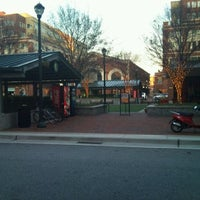 Photo taken at Atlantic Station Central Lawn by Tre B. on 1/8/2011