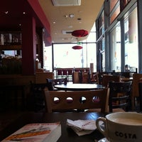 Photo taken at Costa Coffee by Gary K. on 8/21/2011