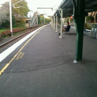 Photo taken at Roseville Station by Catherine C. on 6/19/2011