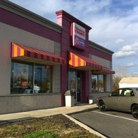 Photo taken at Dunkin Donuts by Michael D. on 11/28/2011