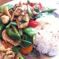 Photo taken at Smiley Thai Revesby by Daniel M. on 6/24/2011