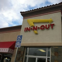 Photo taken at In-N-Out Burger by Clarence G. on 6/5/2012