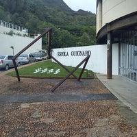 Photo taken at Escola Guignard by Giovanni X. on 12/17/2011