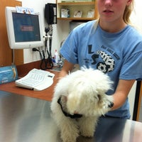 Photo taken at Banfield Pet Hospital by Lori R. on 10/3/2011