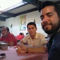 Photo taken at Club Social de Rancagua by Cristian C. on 1/26/2012