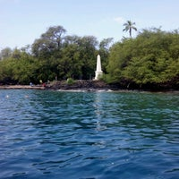 Photo taken at Captain Cook Monument by Velma on 7/31/2012