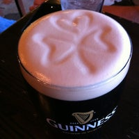 Photo taken at The Auld Dubliner by Aaron F. on 5/29/2012