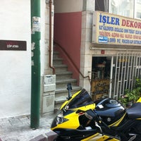 Photo taken at İşler İnşaat by İsmail İ. on 8/8/2012