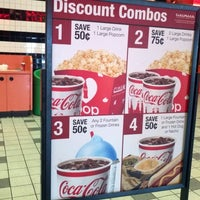 Photo taken at Cinemark Movies 8 by Andrew A. on 9/9/2011
