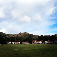 Photo taken at Cavallo Point Lodge by Jerad H. on 11/6/2011