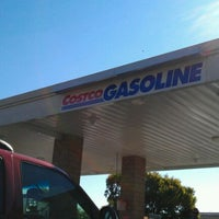 Photo taken at Costco Gasoline by Long-long L. on 10/29/2011