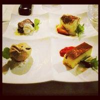 Photo taken at Taormina Sicilian Cuisine by Kenji H. on 5/28/2012
