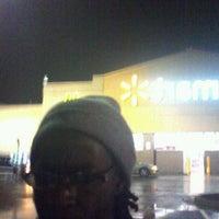 Photo taken at Walmart by Michael D. on 1/24/2012