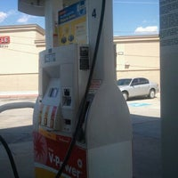 Photo taken at Shell by Kevin R. on 5/11/2012