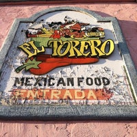 Photo taken at El Torero by Marcus P. on 3/15/2011