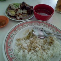 Photo taken at Nasi Campur Canton by Sandy Y. on 9/4/2011