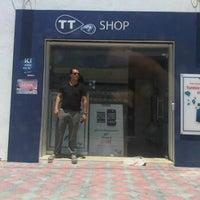 Photo taken at TT Shop by Karkar M. on 6/14/2012