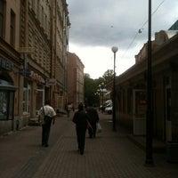 Photo taken at Финский переулок by Марина П. on 6/26/2012
