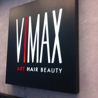 Photo taken at Vimax Art Hair Beauty by Rodolfo S. on 7/6/2011