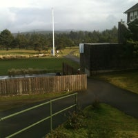 Photo taken at Gearhart Golf Links by Richard C. on 12/25/2011