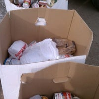 Photo taken at Gleaners Community Food Bank by Joe N. on 1/9/2012