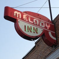 Photo taken at Melody Inn by James D. on 5/28/2012