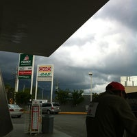 Photo taken at Oxxo Gas by Cecilia G. on 6/30/2012