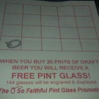 Photo taken at O'Niell's Irish Pub by Jessica on 8/4/2012