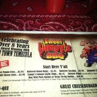 Photo taken at Sweet Lumpy's BBQ by Lisa K. on 3/4/2012