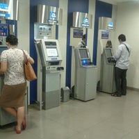 Photo taken at Bank BCA by ian p. on 8/25/2012