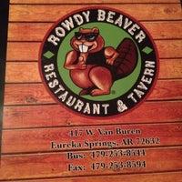 Photo taken at Rowdy Beaver by Brenda B. on 12/27/2011