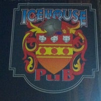 Photo taken at Ice House Pub by Steve D. on 1/12/2011