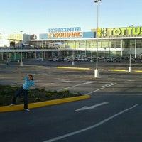 Снимок сделан в Tottus пользователем Ornella V. 11/29/2011