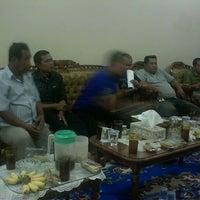 Photo taken at Pos Jaga Komplek Griya Gatra Sejahtera by Anam ا. on 1/12/2012