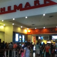 Photo taken at Cinemark by Mateo D. on 1/5/2012
