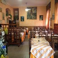 Photo taken at Al Vecchio Aratro by Francesco V. on 1/23/2012
