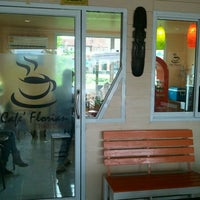 Photo taken at กาแฟ Florian สาขา 2 หนองคล้า by Pramong S. on 5/31/2012