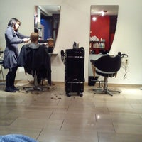 Photo taken at Coiffure by Patrick H. on 12/15/2011