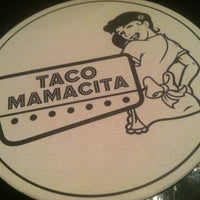 Photo taken at Taco Mamacita by Ryan W. on 3/4/2012